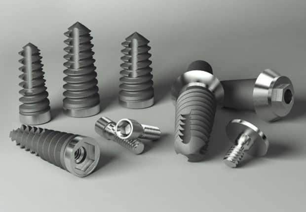 Dental implant Materials